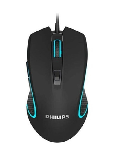 Philips Philips G413 Kablolu Oyuncu Mouse Renkli